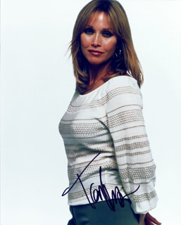 TANYA ROBERTS - AUTOGRAPHED SIGNED PHOTOGRAPH