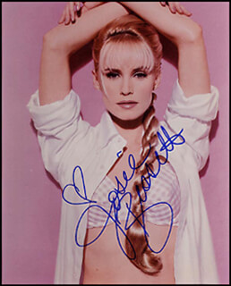 JOSIE BISSETT - AUTOGRAPHED SIGNED PHOTOGRAPH