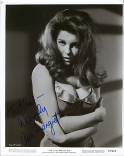 ANN-MARGRET - AUTOGRAPHED INSCRIBED PHOTOGRAPH  - HFSID 266160