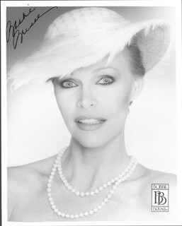 BOBBIE BRESEE - AUTOGRAPHED SIGNED PHOTOGRAPH