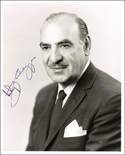 Autographs: ANTHONY J. CELEBREZZE - PHOTOGRAPH SIGNED