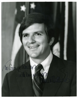 DAVID MATHEWS - AUTOGRAPHED INSCRIBED PHOTOGRAPH