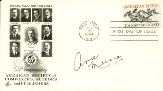 ANNE MURRAY - FIRST DAY COVER SIGNED