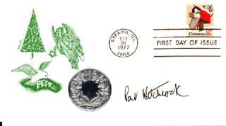 PATRICIA PAT HITCHCOCK - FIRST DAY COVER SIGNED