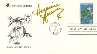 ANNAMARIE AMEERA - FIRST DAY COVER SIGNED