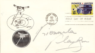 FIONNULA FLANAGAN - FIRST DAY COVER SIGNED
