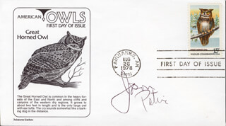 JASON PATRIC - FIRST DAY COVER SIGNED