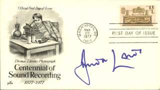 DAMIAN LEWIS - FIRST DAY COVER SIGNED