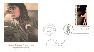 Autographs: ERWIN NEHER - FIRST DAY COVER SIGNED