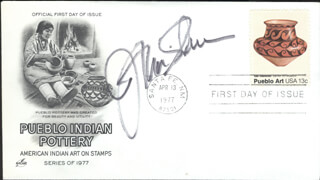 JONATHAN SILVERMAN - FIRST DAY COVER SIGNED