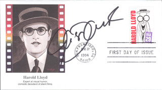JASON TANAMOR - FIRST DAY COVER SIGNED