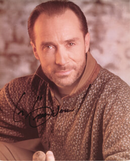 LEE GREENWOOD - AUTOGRAPHED SIGNED PHOTOGRAPH