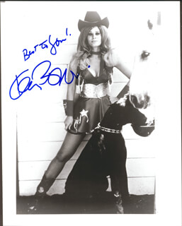 KAREN BLACK - AUTOGRAPHED SIGNED PHOTOGRAPH