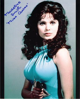 MADELINE SMITH - AUTOGRAPHED SIGNED PHOTOGRAPH