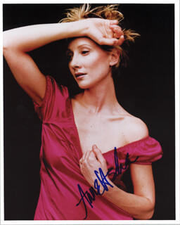 ANNE HECHE - AUTOGRAPHED SIGNED PHOTOGRAPH