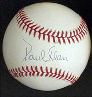 PAUL BLAIR - AUTOGRAPHED SIGNED BASEBALL