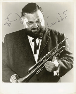 AL HIRT - AUTOGRAPHED INSCRIBED PHOTOGRAPH