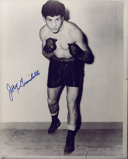 JOEY GIARDELLO - AUTOGRAPHED SIGNED PHOTOGRAPH