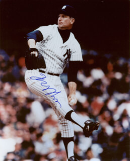 TOMMY JOHN - AUTOGRAPHED SIGNED PHOTOGRAPH