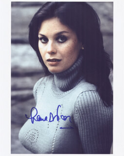 LANA WOOD - AUTOGRAPHED SIGNED PHOTOGRAPH
