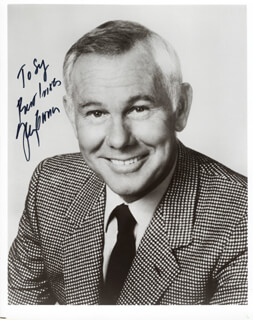 JOHNNY CARSON - COLLECTION WITH DOC SEVERINSEN, ED McMAHON