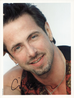 CLIVE BARKER - AUTOGRAPHED SIGNED PHOTOGRAPH