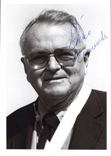 CHRIS ECONOMACKI - AUTOGRAPHED SIGNED PHOTOGRAPH