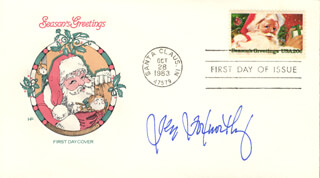 JEFF FOXWORTHY - FIRST DAY COVER SIGNED