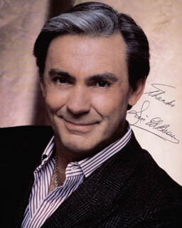 JIM ED BROWN - AUTOGRAPHED SIGNED PHOTOGRAPH