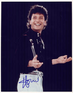 HOWIE MANDEL - AUTOGRAPHED SIGNED PHOTOGRAPH