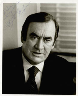 HUGH CAREY - AUTOGRAPHED INSCRIBED PHOTOGRAPH