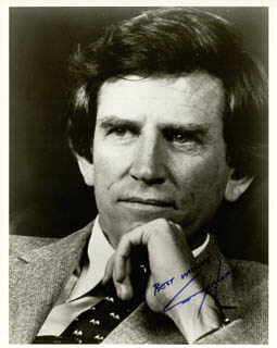 GARY HART - AUTOGRAPHED SIGNED PHOTOGRAPH