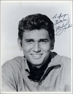 MICHAEL LANDON - AUTOGRAPHED INSCRIBED PHOTOGRAPH