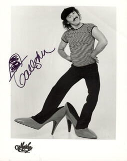 GALLAGHER - AUTOGRAPHED SIGNED PHOTOGRAPH