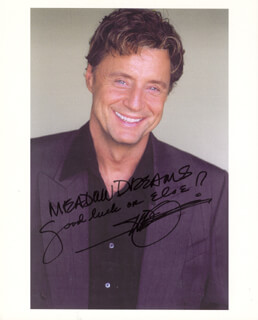 SHADOE STEVENS - AUTOGRAPHED INSCRIBED PHOTOGRAPH