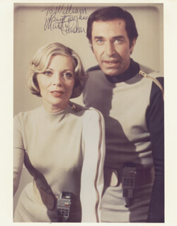 MARTIN LANDAU - AUTOGRAPHED INSCRIBED PHOTOGRAPH