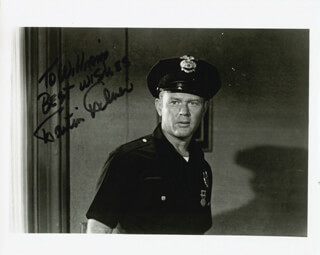 MARTIN MILNER - AUTOGRAPHED INSCRIBED PHOTOGRAPH
