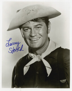 LARRY STORCH - AUTOGRAPHED SIGNED PHOTOGRAPH