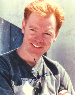 DAVID CARUSO - AUTOGRAPHED SIGNED PHOTOGRAPH