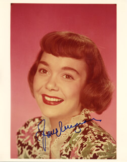 JANE WYMAN - AUTOGRAPHED SIGNED PHOTOGRAPH