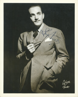 SHEP FIELDS - AUTOGRAPHED SIGNED PHOTOGRAPH