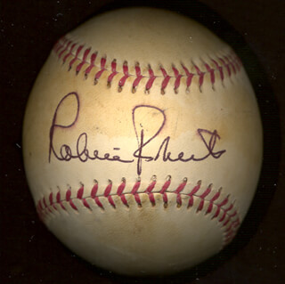 ROBIN ROBERTS - AUTOGRAPHED SIGNED BASEBALL