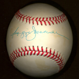 REGGIE MR. OCTOBER JACKSON - AUTOGRAPHED SIGNED BASEBALL