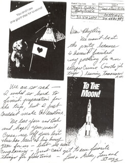 Autographs: COLONEL BUZZ ALDRIN - PHOTOCOPY UNSIGNED