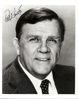 PAT HINGLE - AUTOGRAPHED SIGNED PHOTOGRAPH