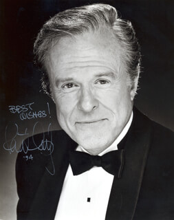 ROBERT CULP - AUTOGRAPHED SIGNED PHOTOGRAPH 1994