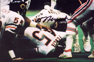 GARY FENCIK - AUTOGRAPHED SIGNED PHOTOGRAPH