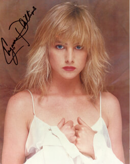 CHYNNA PHILLIPS - AUTOGRAPHED SIGNED PHOTOGRAPH