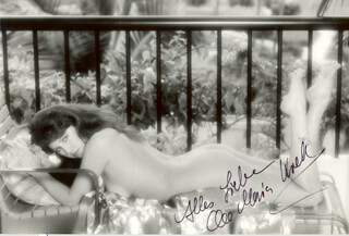 CLEO KRETSCHMER - AUTOGRAPHED SIGNED PHOTOGRAPH
