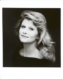JUDITH IVEY - AUTOGRAPHED SIGNED PHOTOGRAPH